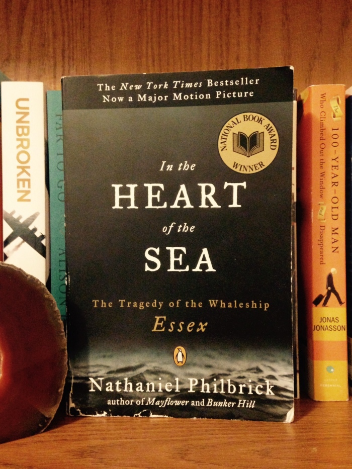 In the Heart of the Sea. The Tragedy of the Whaleship Essex